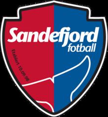 Сандефьорд - Logo