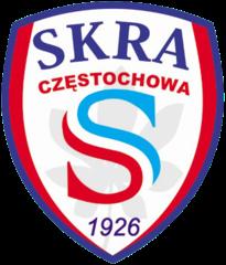 Скра - Logo