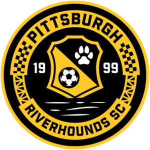 Pitts. Riverhounds - Logo