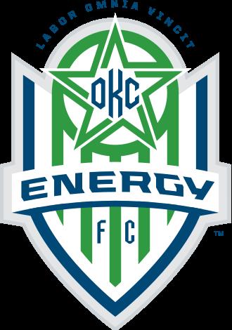 Оклахома Сити Енерджи - Logo