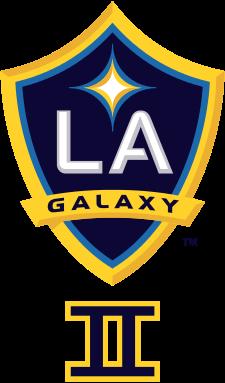 LA Galaxy II - Logo