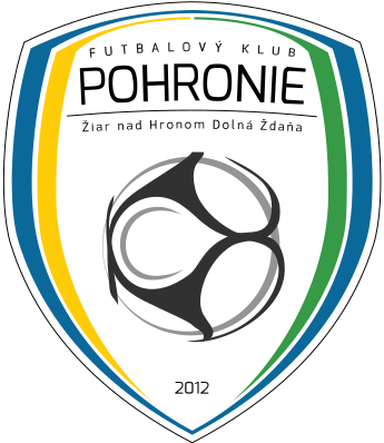 FK Pohronie - Logo