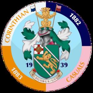 Коринтиан-Кежуълс - Logo