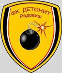 FK Detonit Junior - Logo