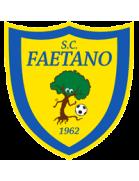 SC Faetano - Logo