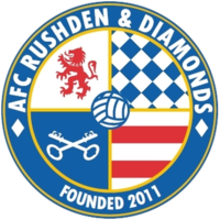 AFC Rushden & Diamonds - Logo