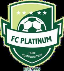 Platinum FC - Logo