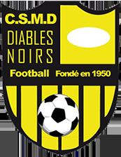 Diables Noirs - Logo