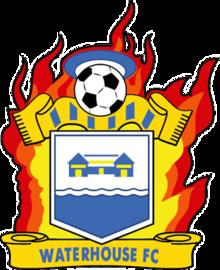 Waterhouse FC - Logo