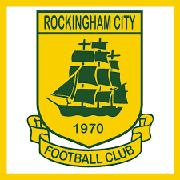 Рокингам Сити - Logo