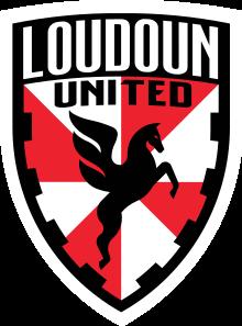 Лаудън Юнайтед - Logo
