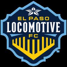 El Paso Locomotive - Logo