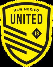 New Mexico United - Logo