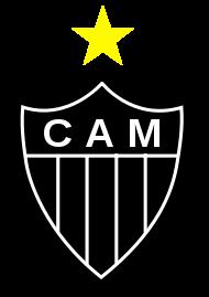 Атлетико MG - Logo