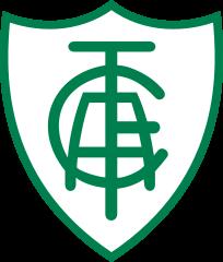 Америка MG - Logo