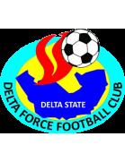 Делта Форс - Logo