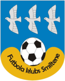 ФК Смилтене - Logo