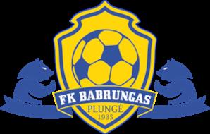 FK Babrungas - Logo