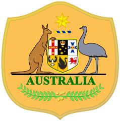 Австралия W - Logo