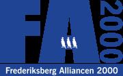 Фредериксберг Алиансен - Logo