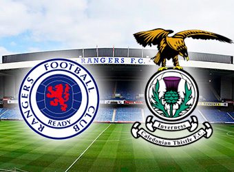 Rangers vs Inverness: Second place vs second from bottom