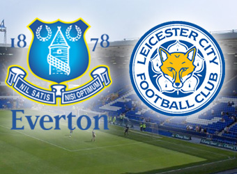 Everton v Leicester in the FA Cup