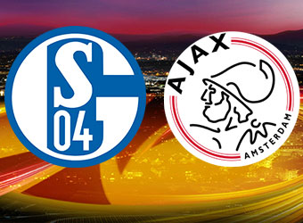Schalke to hold Ajax in the Europa League