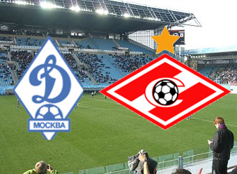 Spartak to beat Dinamo in Moscow derby