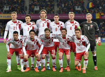 Denmark to qualify for World Cup 2018