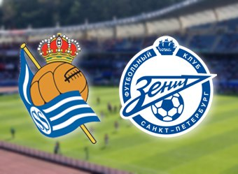 Real Sociedad and Zenit set for Europa League stalemate