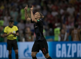 Croatia Look to Upstage England to Reach first Final