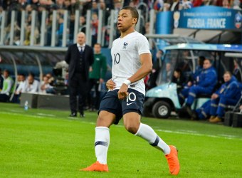 Kylian Mbappe's rapid rise to the top of world football