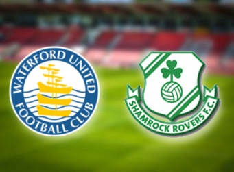 Waterford United to edge Shamrock Rovers
