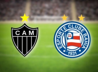 Atletico Mineiro and Bahia set for a close encounter