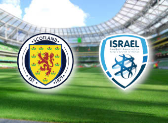 Scotland set for a crucial win over Israel