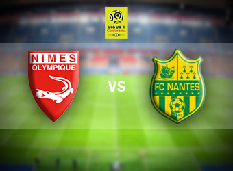 Nimes and Nantes set for an entertaining draw