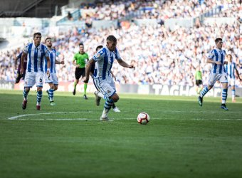 Real Sociedad and Real Betis to finish all square in the Copa