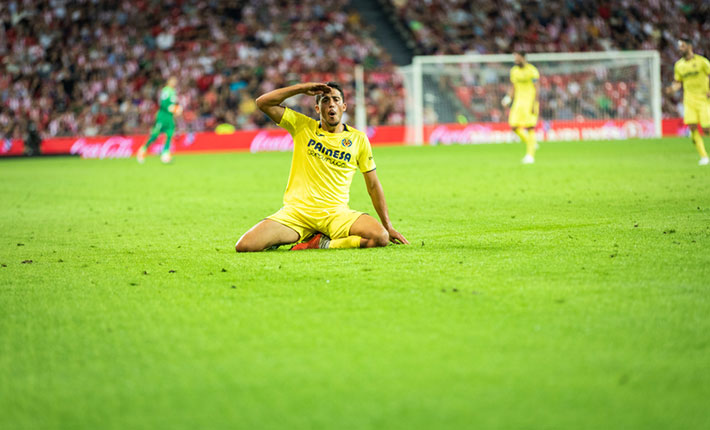 Villarreal to make the last eight of the Europa League
