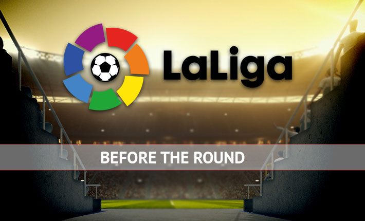 Before the round - some trends on Spanish La Liga (20/21-04-2019)