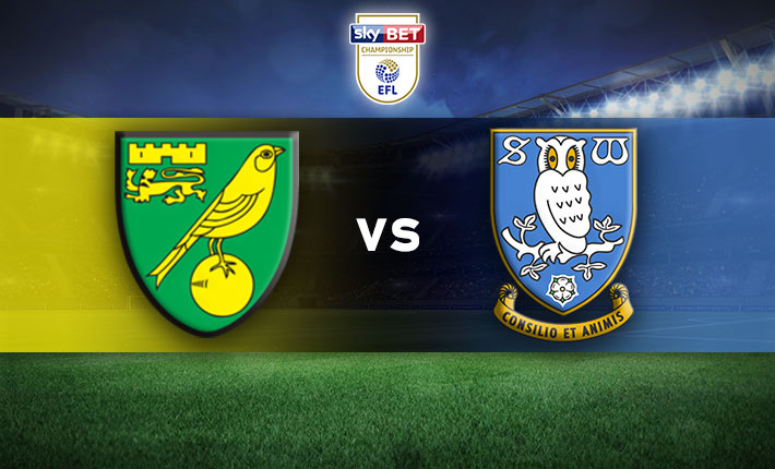 Norwich City could secure promotion with win over Sheffield Wednesday
