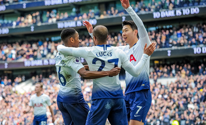 Champions League Still in Spurs' Own Hands