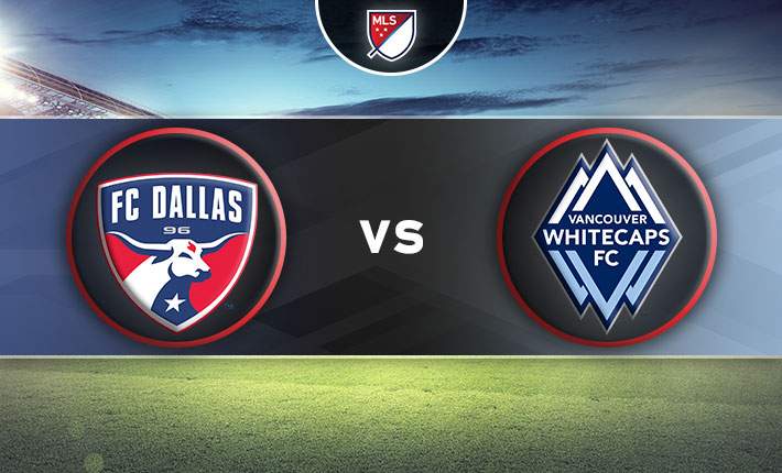 Dallas look set for the points against Vancouver