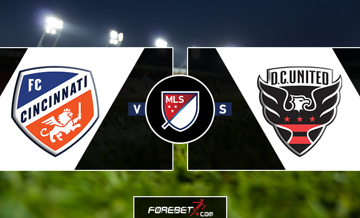DC United Favourites to Win at Cincinnati