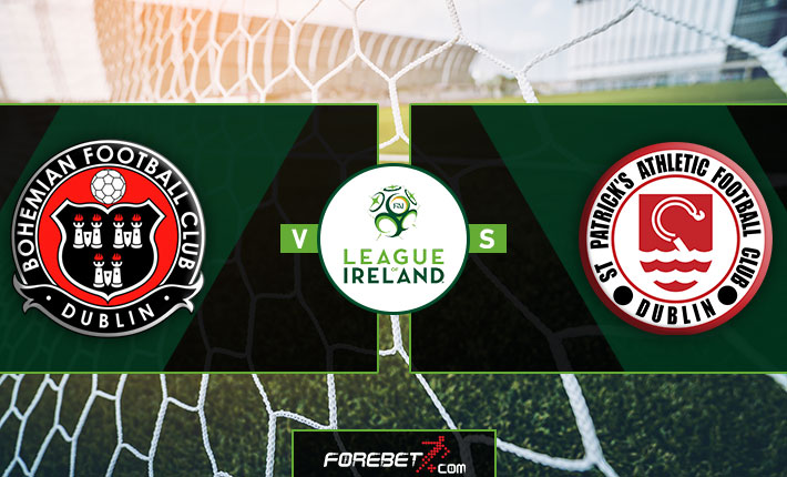 Can St. Patrick's Athletic continue form against Bohemians