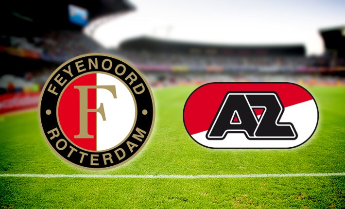 Feyenoord to move up the Eredivisie with win over AZ