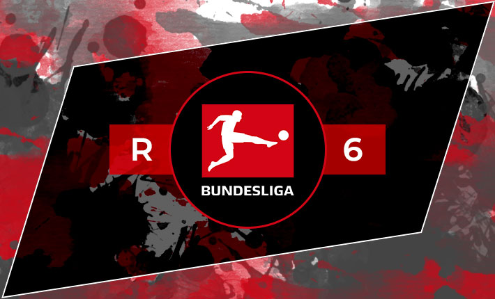 Bundesliga Round 6 – Results and Overview