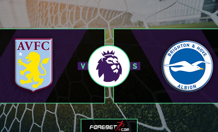Villa and Brighton set for low-scoring stalemate
