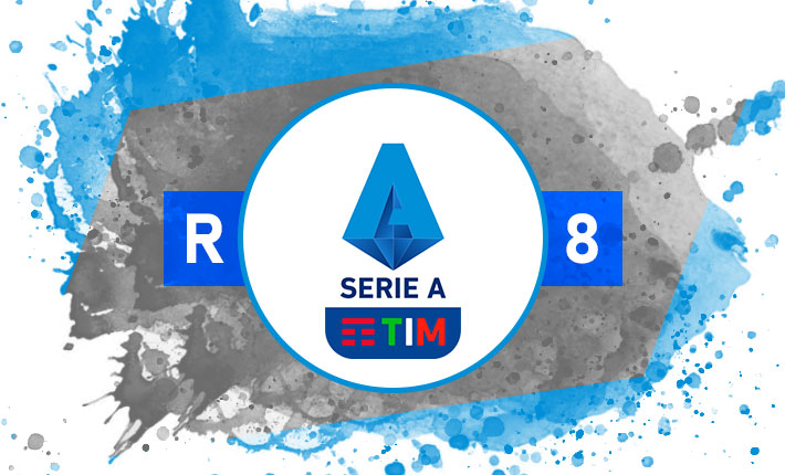 Serie A Round 8 – Results and Overview