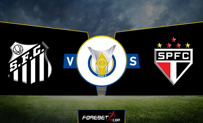 Santos to beat Sao Paulo in a local derby