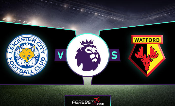 Leicester heading for familiar victory over struggling Watford